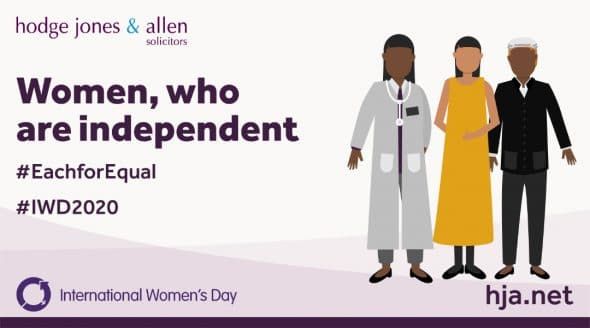 All the women, who are independent 1