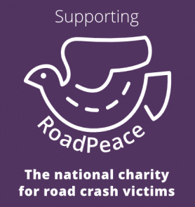 RoadPeace logo