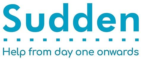 Sudden charity logo